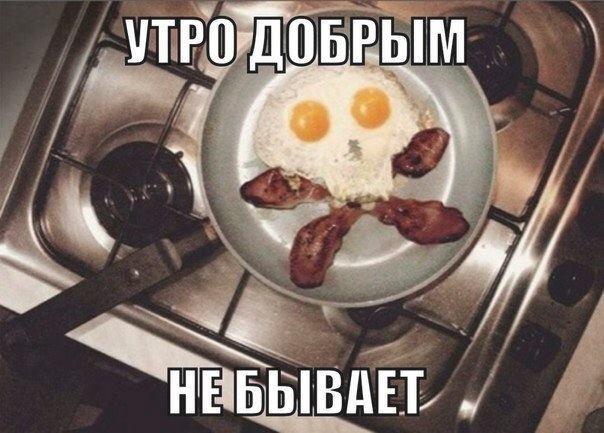 утро добрым не бывает