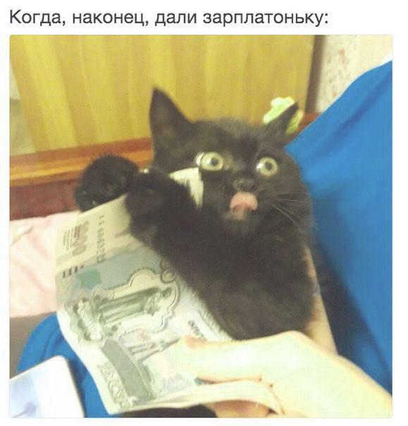 зарплату дали